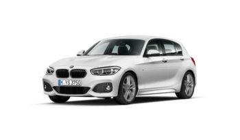 BMW 1 Series 5D 118i