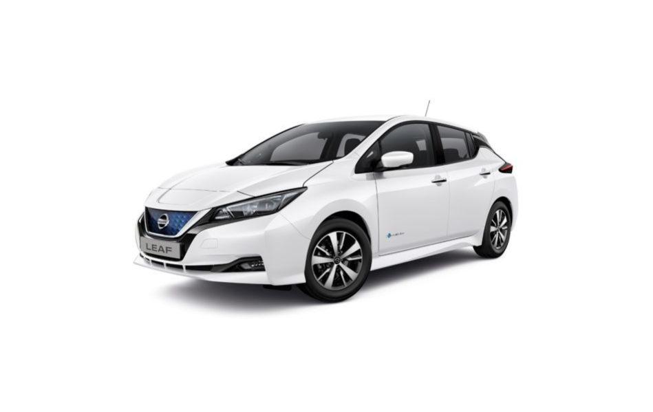 Nissan Leaf Lease >> Nissan Leaf Acenta 5d 40kwh Lease Today Eu