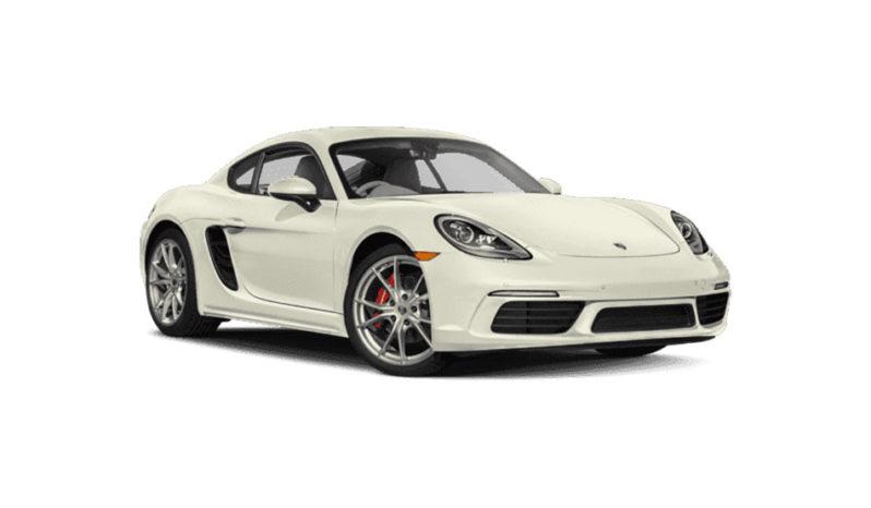 Porsche Cayman 2.0 full